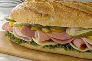 I'm-a-Hero Sub Sandwich