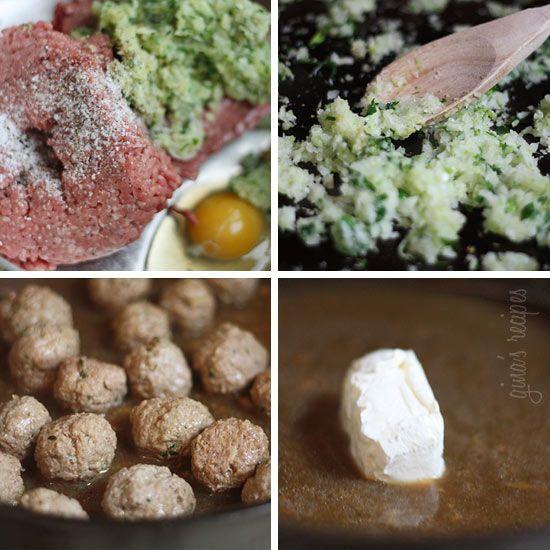 Swedish Meatballs | Skinnytaste