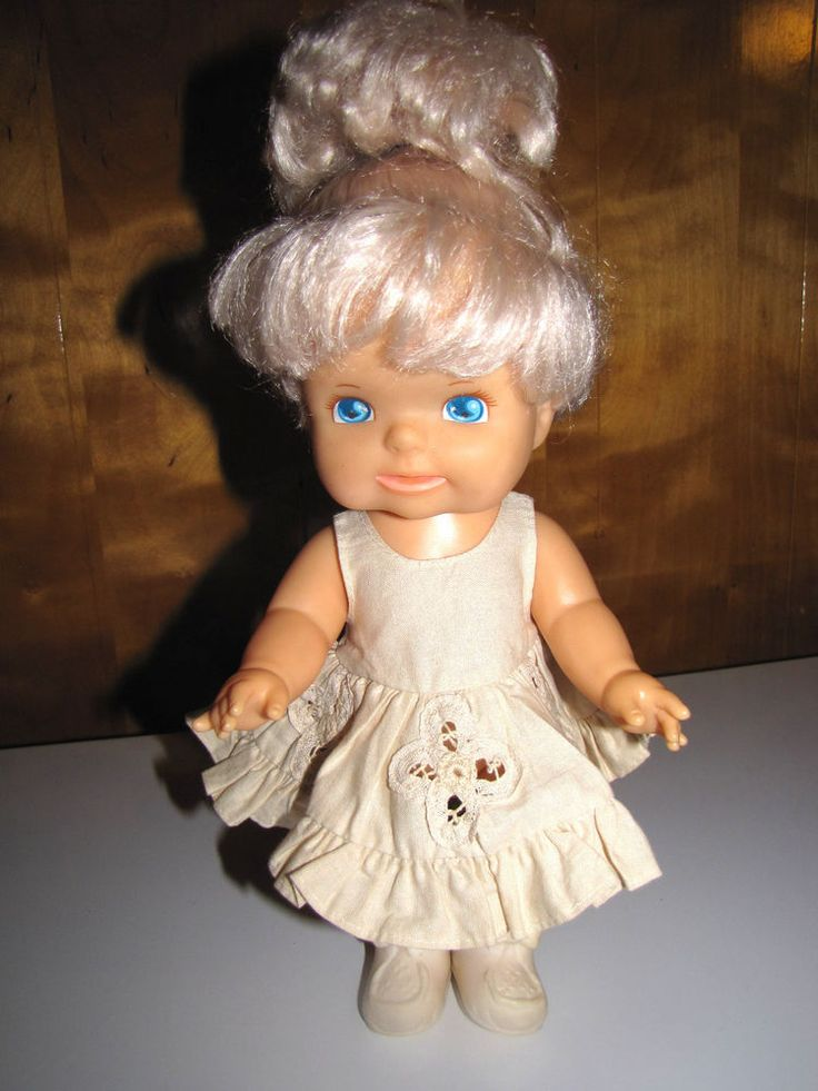 doll with hair to style 23 best vintage dolls from the past images on 9376
