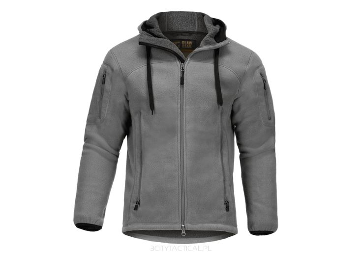Claw Gear polar Milvago Hoody Solid Rock - 3City Tactical