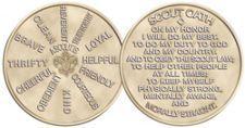 Cub Scout Bobcat: Scout Oath/Scout Law Coin