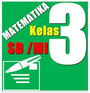 Buku Paket - SD SMP SMA Mahasiswa dan Umum: Buku BSE Matematika SD Kelas 3