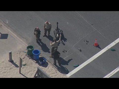 *INC*NEWS: Usa. Bomba esplode prima del passaggio di una cors...