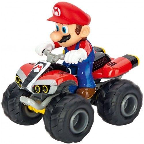 Carrera Quad Mario Kart 8: Mario  Carrera Quad Mario Kart 8: Mario  EUR 49.99  Meer informatie