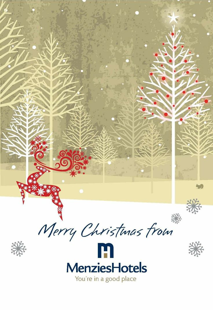 Christmas | Merry Christmas from Menzies Hotels