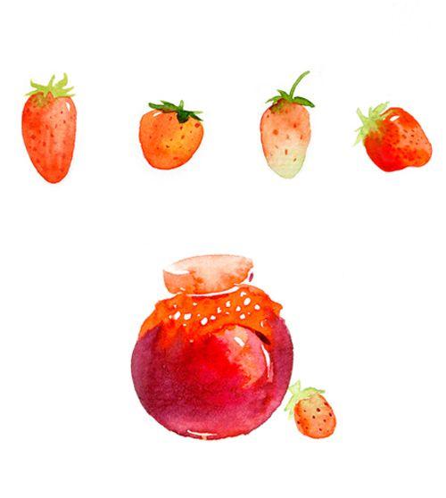 Strawberry\Cherry on Behance