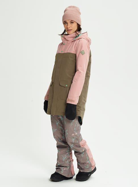 b08f7f0927 Women s Burton GORE-TEX Eyris Jacket shown in Fawn   Falcon