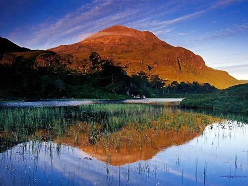 Loch Clair, Scotland