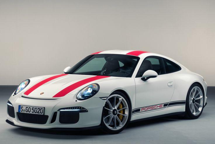Porsche 911 R (991) '2016                                                                                                                                                      More