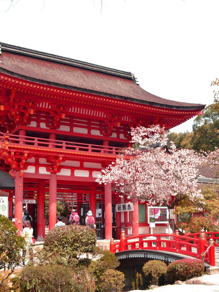 Kamigamo shrine Kyoto