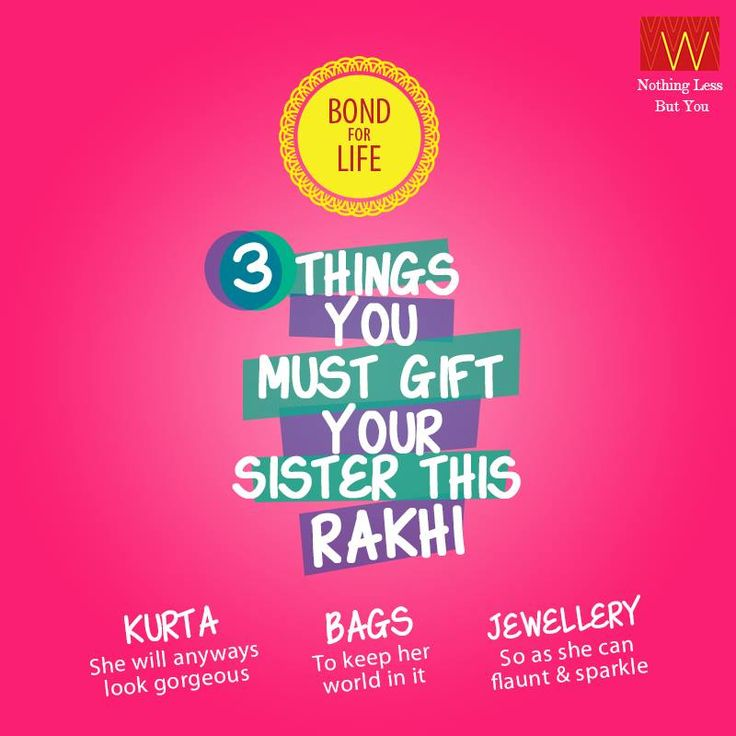 Tag your #brothers now!   Gift something exclusive this #Rakhi season. For gifts idea explore here : www.shopforw.com