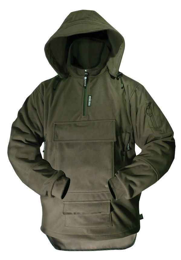 The Rivers West Field Pro Smock is a brilliant piece of kit for the field, I don't how they do it but they have managed to make a fully waterproof 3 way stretch fabric that really works!