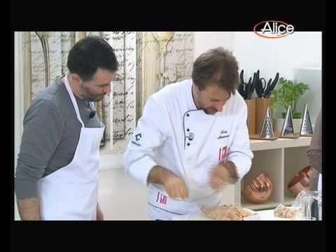 ▶ Accademia Montersino - Il pollo ripieno - YouTube