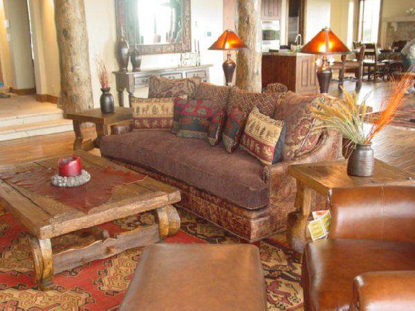 Image Detail For Rustic Decor Living Room Interior Design