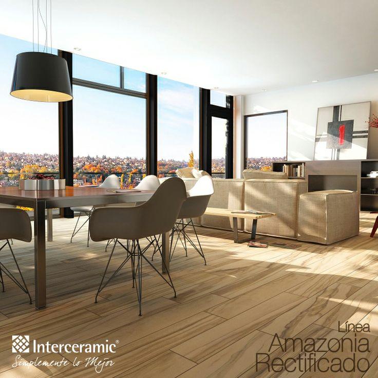 184 best pisos de madera images on pinterest floors for Interceramic pisos