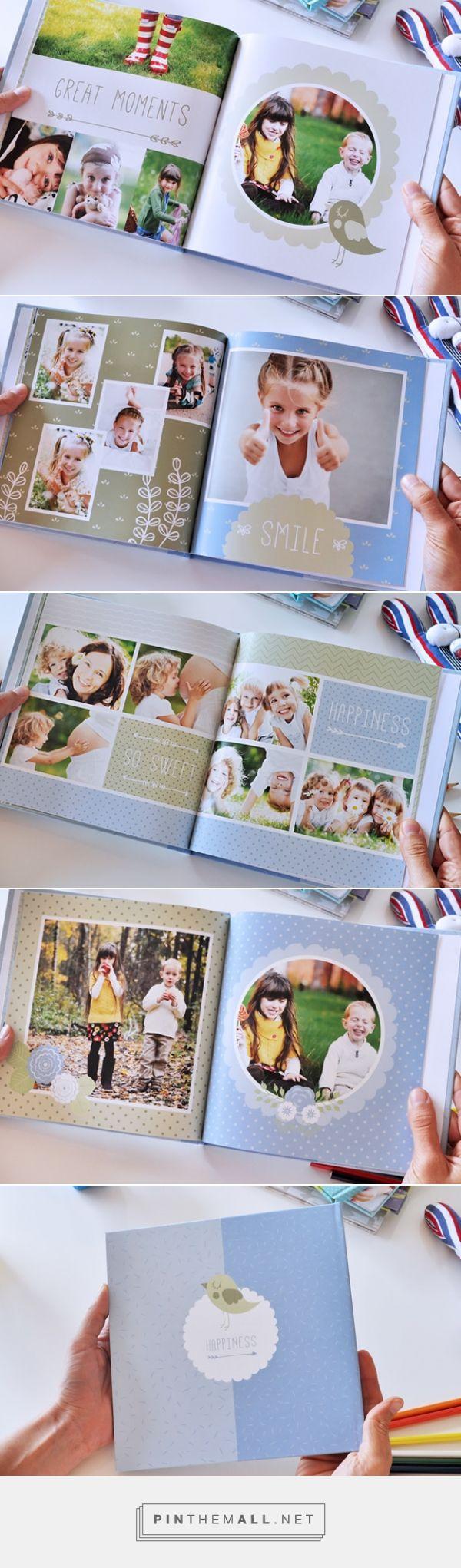 Sky & Grass Celeste. 21×21 Tapa Dura. Fotolibro para descargar gratis y completar con tus fotos! | Blog - Fábrica de Fotolibros