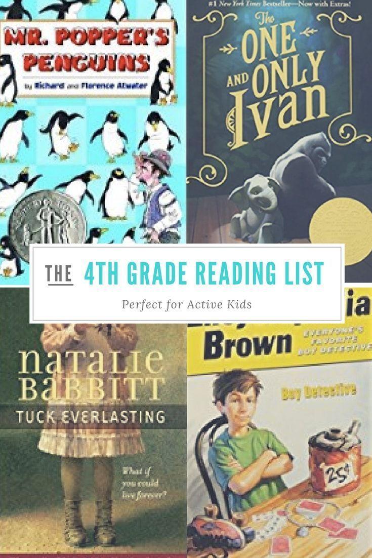 4th Grade Reading List Best Book Lists Pinterest 4th Grade