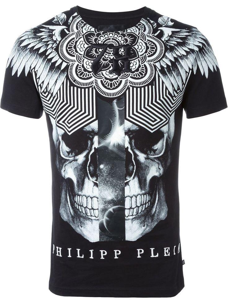 Philipp Plein 'Godwolf' T-shirt
