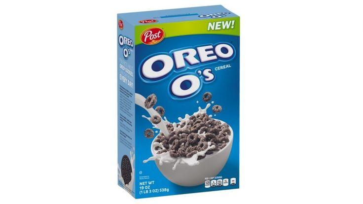 Хлопья Oreo возвращаются на прилавки магазинов спустя 10 лет