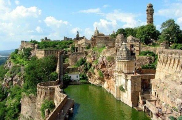 Chittorgarh Fort - India