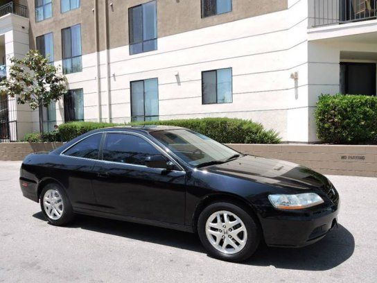 Coupe 2002 Honda Accord Ex V6 Coupe With 2 Door In North Hollywood