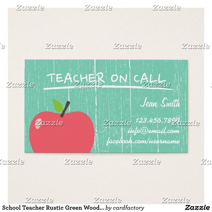 Best 25+ Teacher business cards ideas on Pinterest | Back to ...