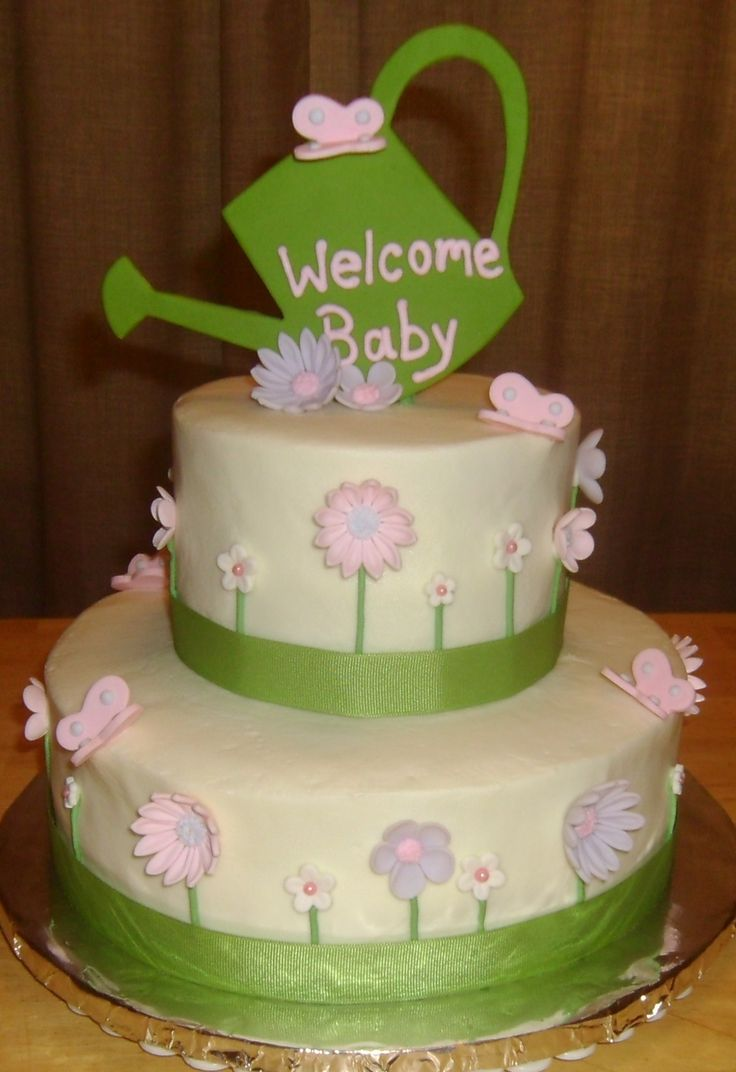 images of cakes with garden theme - photo #38
