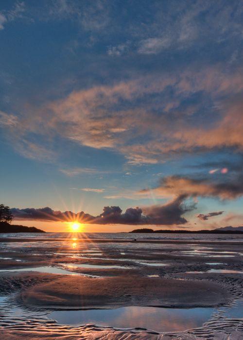 Photo Location: Chesterman Beach, Tofino, British Columbia, Canada