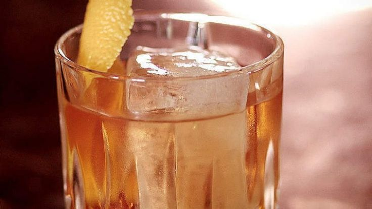 How to make an Old Fashioned whisky cocktail
