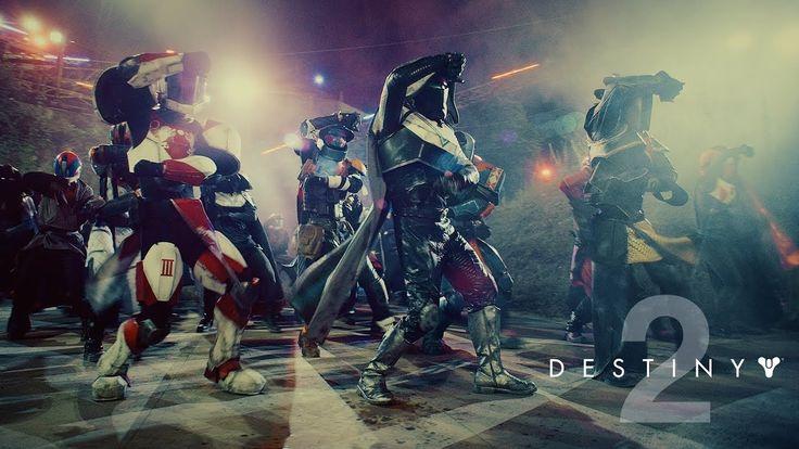 Destiny 2 Live Action Dance Trailer Freestyle Playground https://www.youtube.com/watch?v=vII1AGyantY