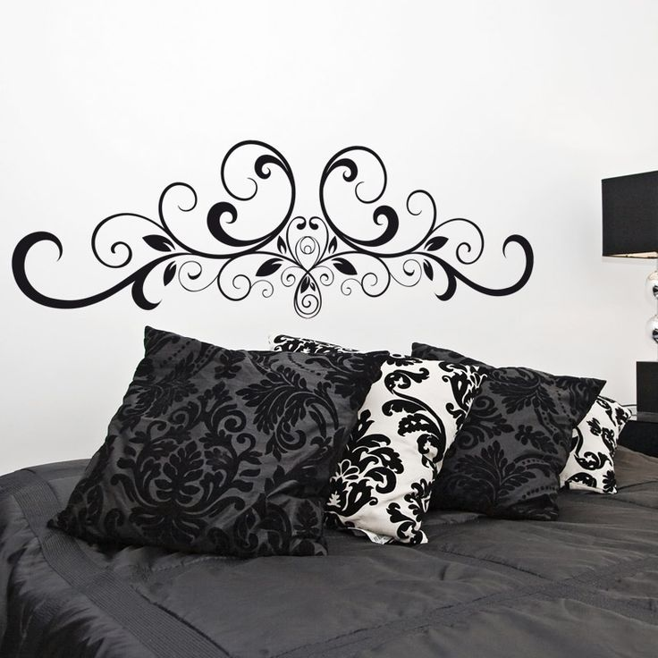 16 best stickers t te de lit images on pinterest. Black Bedroom Furniture Sets. Home Design Ideas