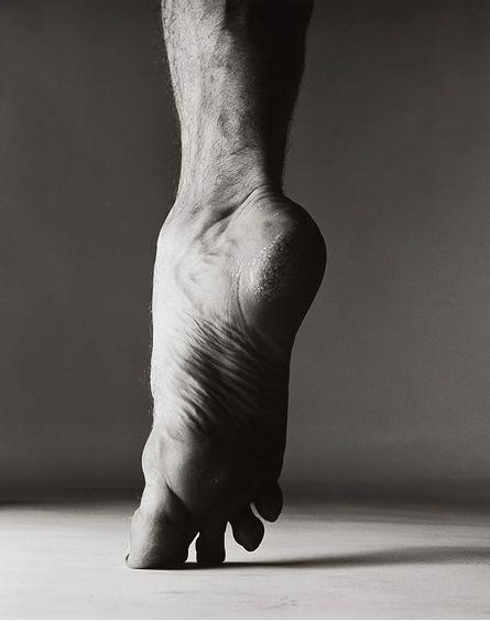 "Rudolf Nureyev, ""en pointe"", New York, May 31, 1967"