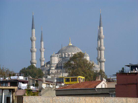 Türkiye: İstanbul: Asya sahil (Asian coast)