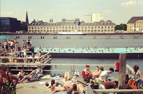 TO DO: Badeschiff, Berlin, Berman