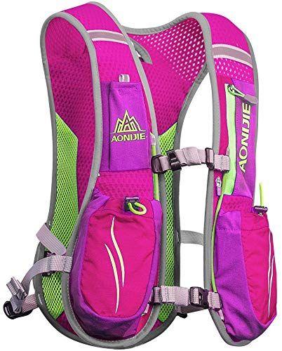 Mountain Trail Running Sport Lightweight Backpack Camel Hydration Marathon Pack