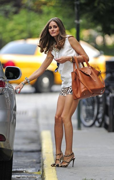 the bag :: @Olivia García Palermo is carrying the  @Melissa Garcia Melo 'Thela bag'  http://www.melimelo.co.uk/blogs/celebrities