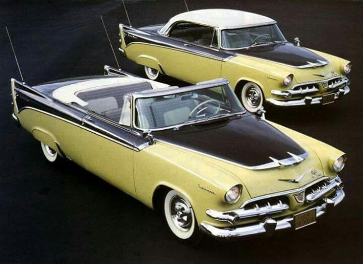 286 best Cars-Dodge 55-56 images on Pinterest | Old cars ...
