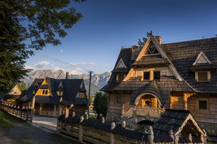 domy góralskie - Szukaj w Google