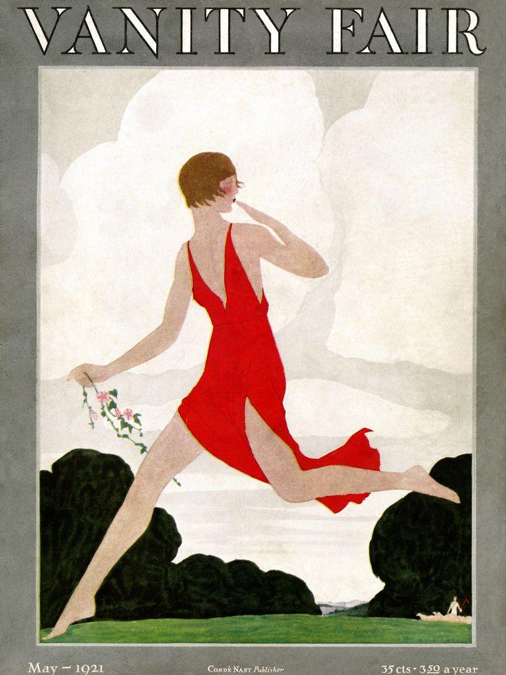 """El cambio de nombre (de """"Dress & Vanity Fair"""" a """"Vanity Fair"""") fue una propuesta de Frank Crowninshield, quien fuera editor de la revista de 1914 a 1935 #VanityFairMx"""