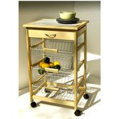 Kitchen Carts - Mobile Kitchen Carts & Microwave Carts on Sale | KitchenSource.com