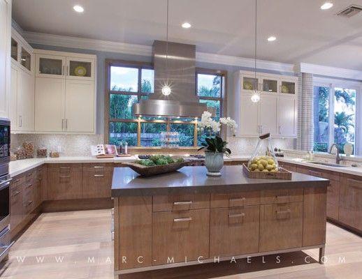 Hudson Valley Naples Pendant In A Kitchen Designed By Marc Michaels Interior Design Winter Park Fl