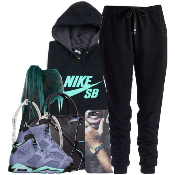 ♦ Nike Days ♦, created by msyorkieluver on Polyvore