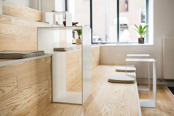 The Visit Coffee Roastery interior - Berlin