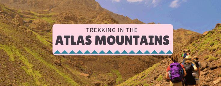 Atlas Mountains - Trekking Morocco's Highest Mountain - Becky the Traveller