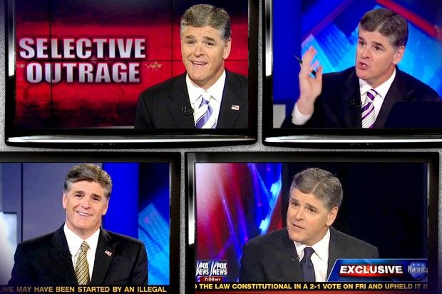 How Sean Hannity and Fox News lied about the Affordable Care Act. (Via #Journalism at @Tina Giger)
