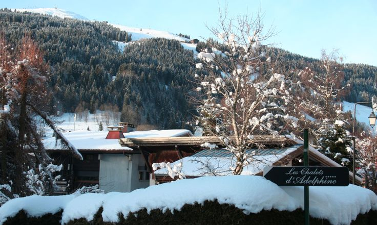 Little town in the Alps, Lesgets