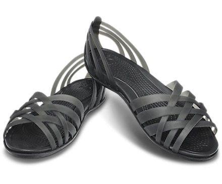 Crocs Huarache Flat Black - 28667