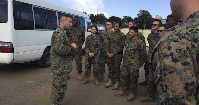 Elementos del Cuerpo de Marines de EU afrontan escándalo por difusión de fotos con compañeras desnudas   El Puntero