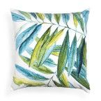 Leafy Scatter Cushion Cover