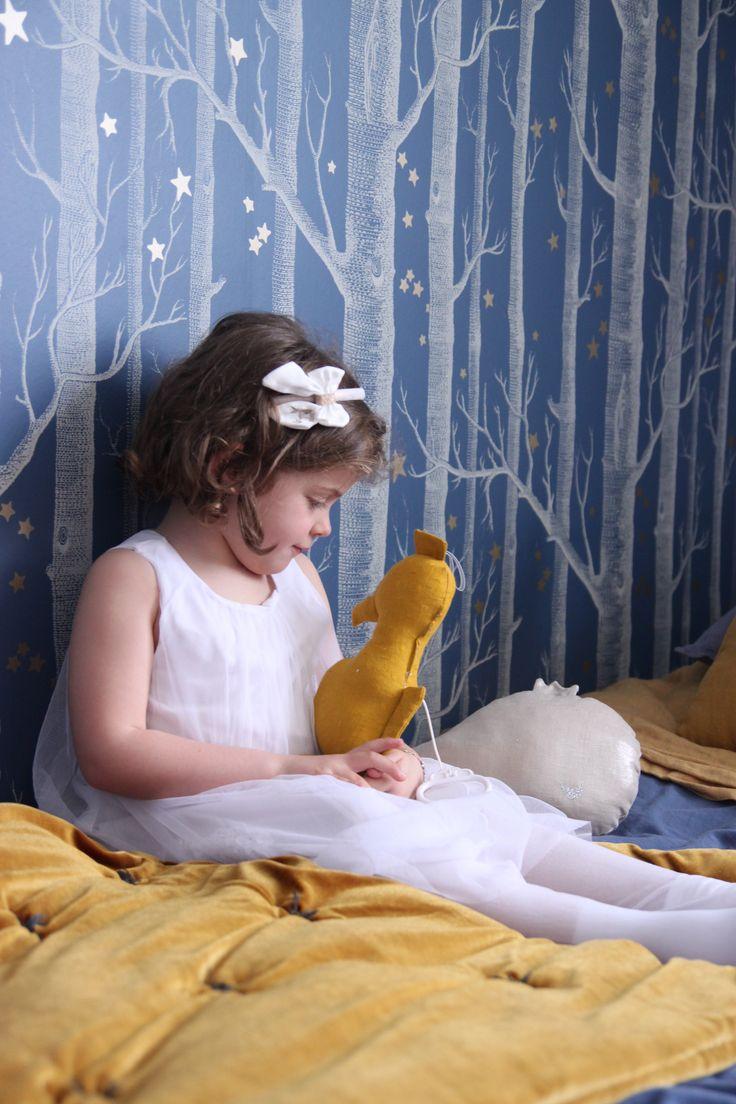 Lin lavé, chambre d'enfant http://www.pouceetlina.com/72-doudou-musical-